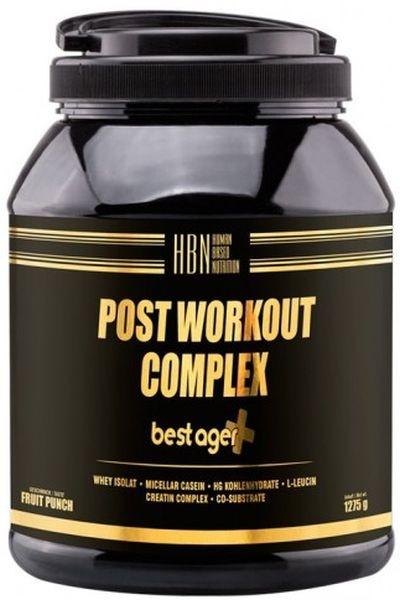 HBN Post Workout Complex Plus - MHD WARE 12/2018