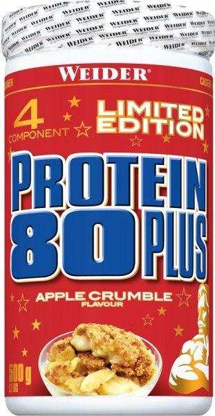 Weider Protein 80 Plus Special Edition - 500 g