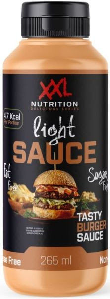 XXL Nutrition Tasty Burger Sauce - 265 ml