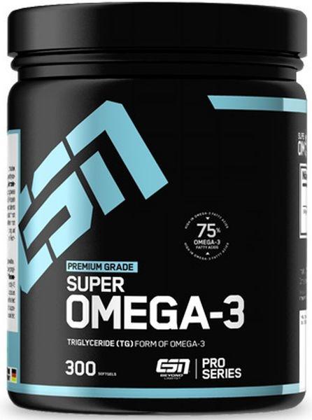 ESN Super Omega-3 - 300 Softgel Kapseln