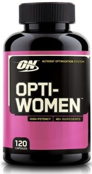 Optimum Nutrition Opti-Women - 120 Kapseln - MHD WARE 02/2019