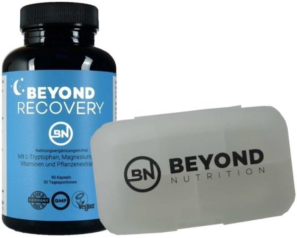 Beyond Nutrition Recovery - 90 Kapseln + Pillenbox gratis!