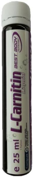 Best Body Nutrition L-Carnitin - 1 Ampulle á 1000mg
