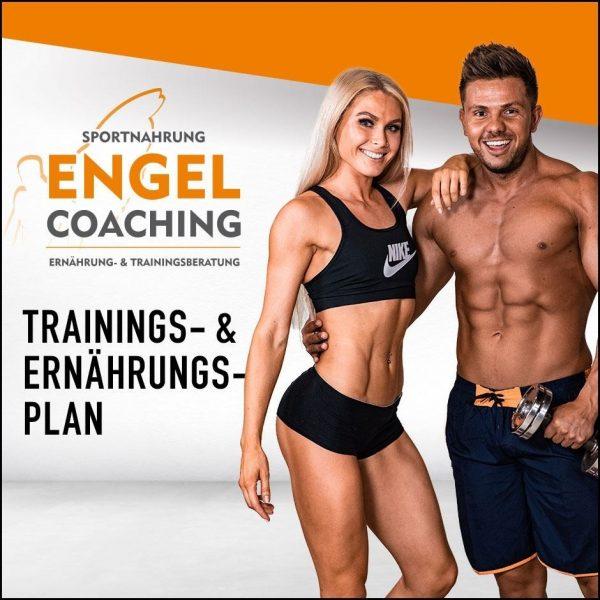 Individueller Ernährungs- und Trainingsplan inkl. 3 Monate Coaching - 24% Aktion
