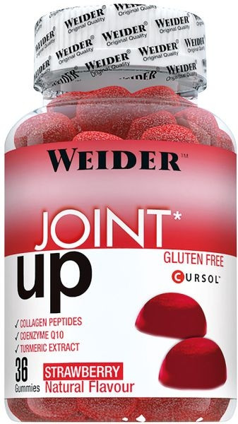 Weider Joint Up - 36 Gums - MHD WARE 05/2019