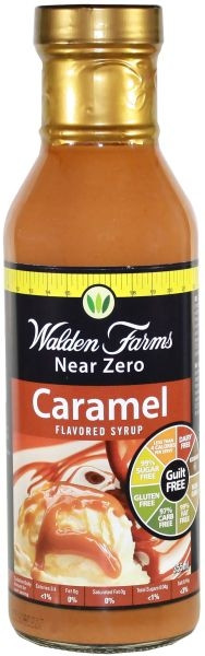 Walden Farms Caramel Syrup - 355 ml