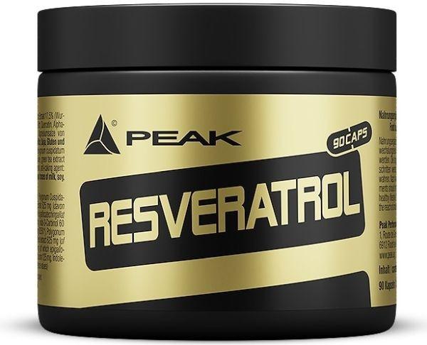 Peak Resveratrol - 90 Kapseln