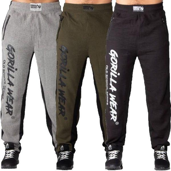 Gorilla Wear Augustine Old School Pants