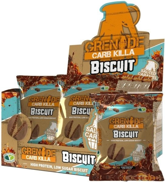 Grenade Carb Killa Biscuit - 50g