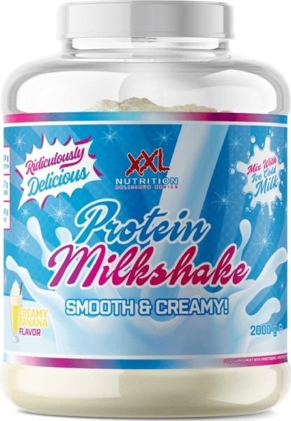 XXL Nutrition Protein Milkshake - 2000g