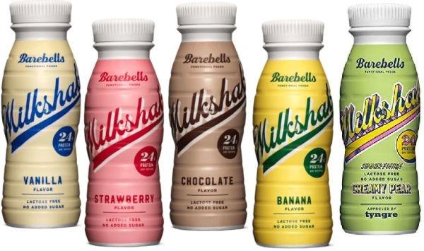 Barebells Milkshake
