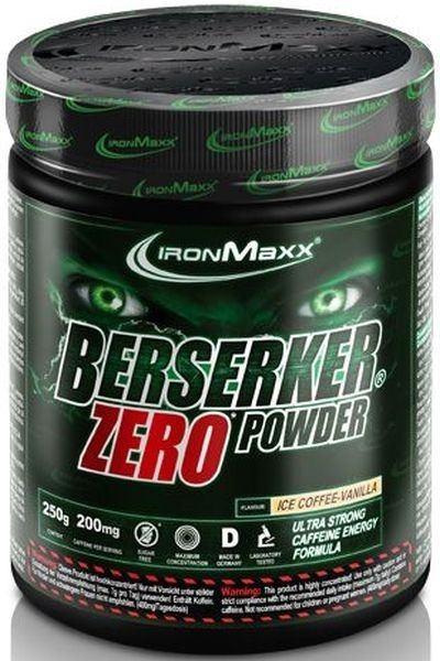 Ironmaxx Berserker Zero Powder - 250g