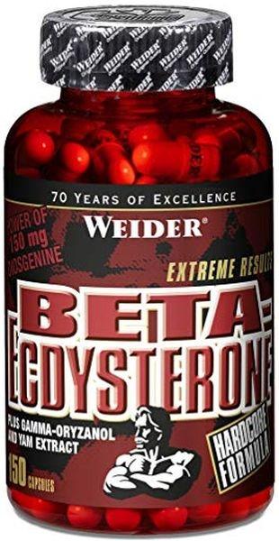Weider Beta-Ecdysterone - 150 Kapseln