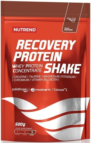 Nutrend Recovery Protein Shake - 500g Pulver