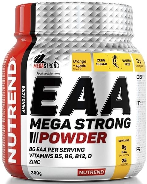 Nutrend EAA Mega Strong Powder - 300 g