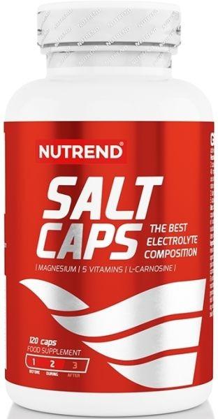 Nutrend Salt Caps - 120 Kapseln