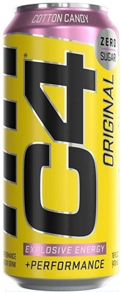 Cellucor C4 On The Go - 473 ml Drink
