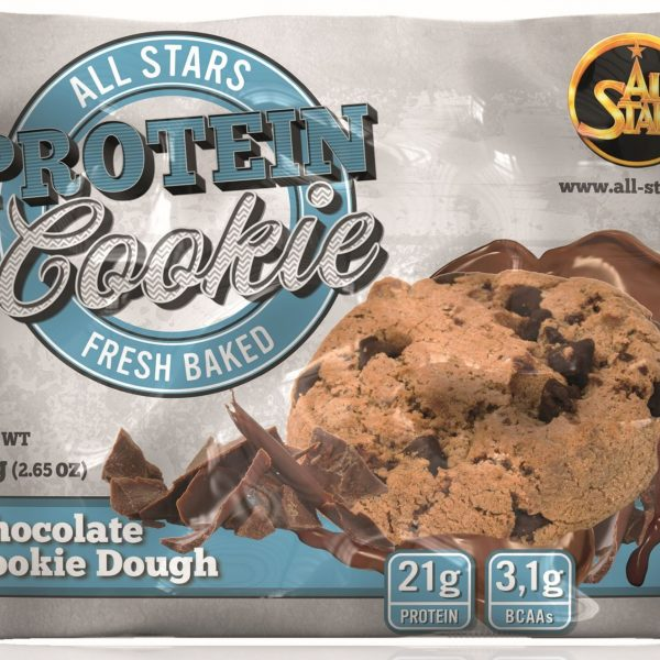 All Stars Protein Cooki 75g - MHD WARE 09/2019