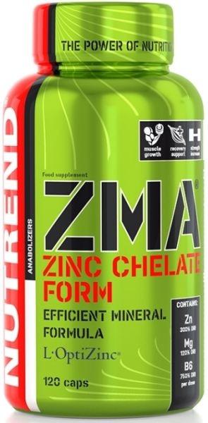 Nutrend ZMA - 120 Kapseln