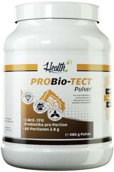 Health+ PROBio-TECT Pulver - 480 g