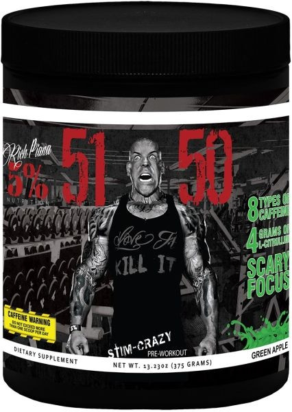 Rich Piana 5% Nutrition 5150 - 375g Dose