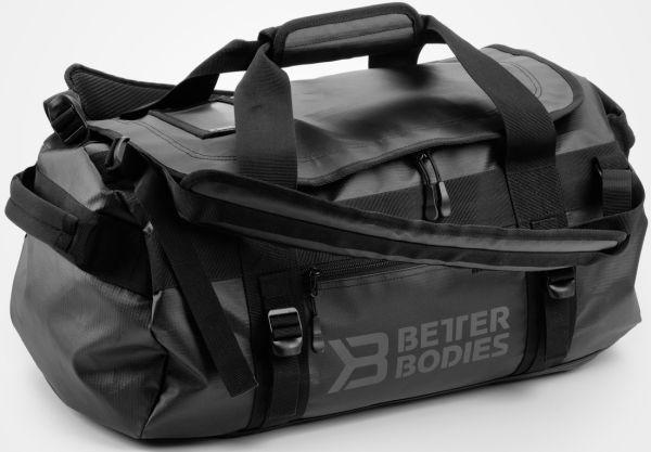 Better Bodies Gym Duffle Bag - Black