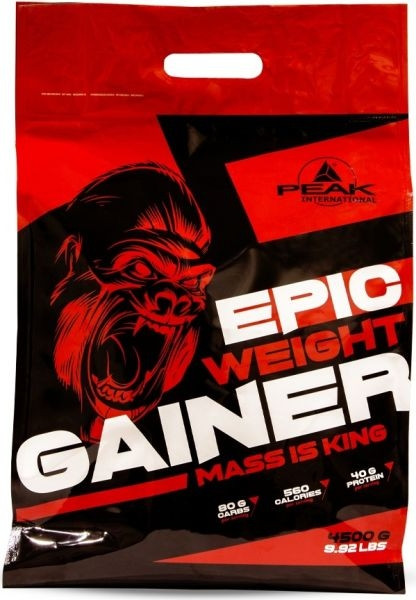 Peak Epic Weight Gainer - 4500g