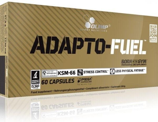 Olimp Adapto Fuel - 60 Kapseln - MHD WARE 27.03.2020