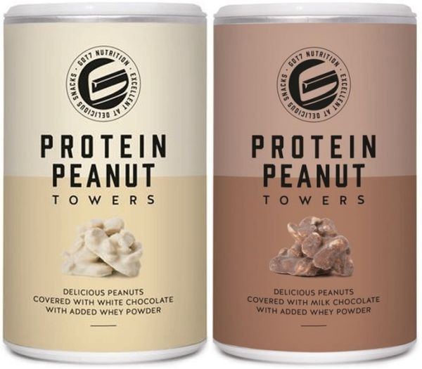 GOT7 Protein Peanut Towers - 85g