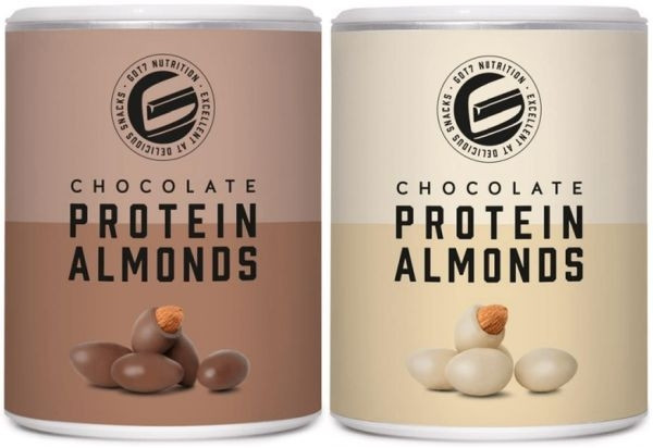GOT7 Protein Chocolate Almonds - 85g