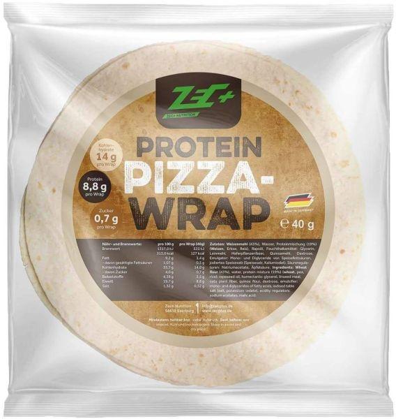 ZEC+ Protein Pizza-Wraps - 320 g (8 Wraps)
