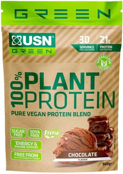 USN Green 100% Plant Protein - 900g
