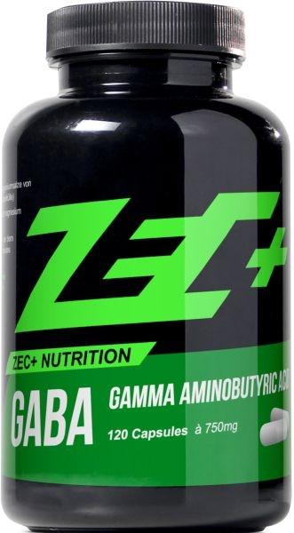 ZEC+ GABA - 120 Kapseln - MHD WARE 28.01.2021