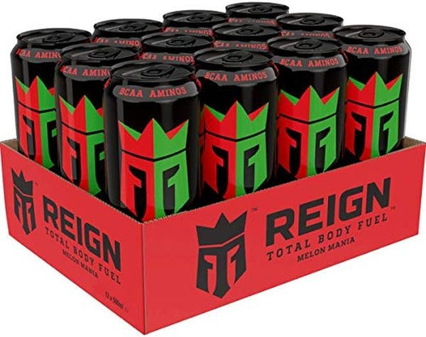 Reign Total Body Fuel Energy Drink - 12x 500ml