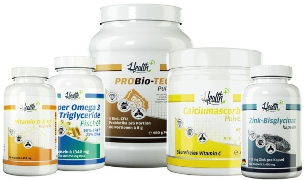 Health+ Immun Formula plus