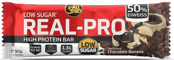 All Stars Real-Pro 50% Protein Bar - MHD WARE 23.12.2020