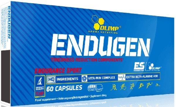 Olimp Endugen - 60 Kapseln - MHD WARE 18.07.2020