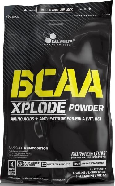 Olimp BCAA Xplode Powder - 1000g Zip-Beutel  - MHD WARE 20/08/2020
