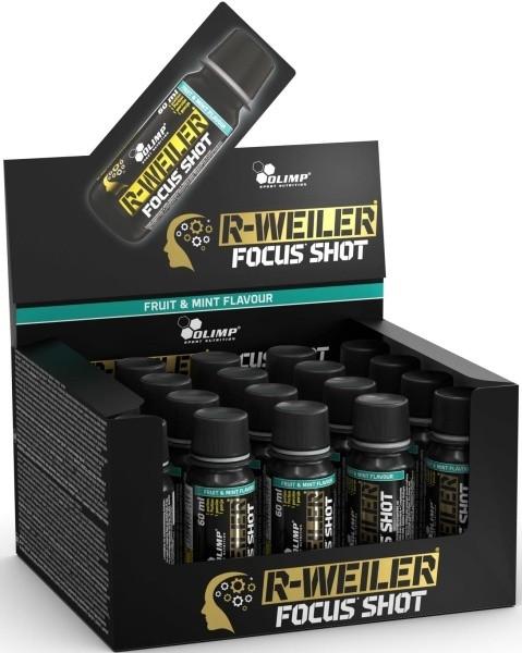 Olimp R-Weiler Focus Shot - 20x 60 ml Ampulle