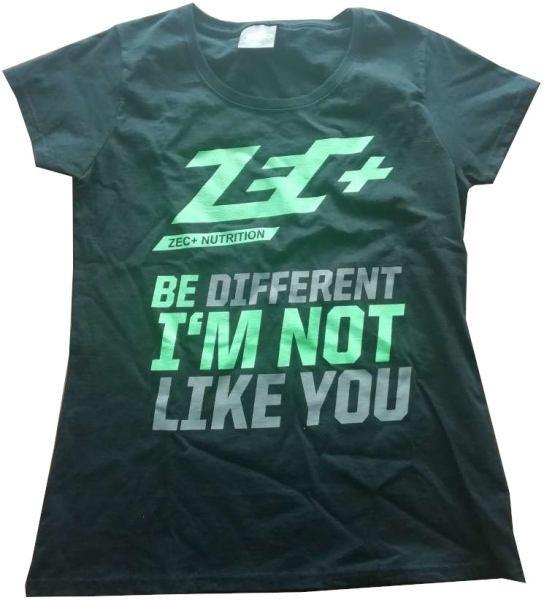 ZEC+ Girlie Shirt - Be Different - Größe M
