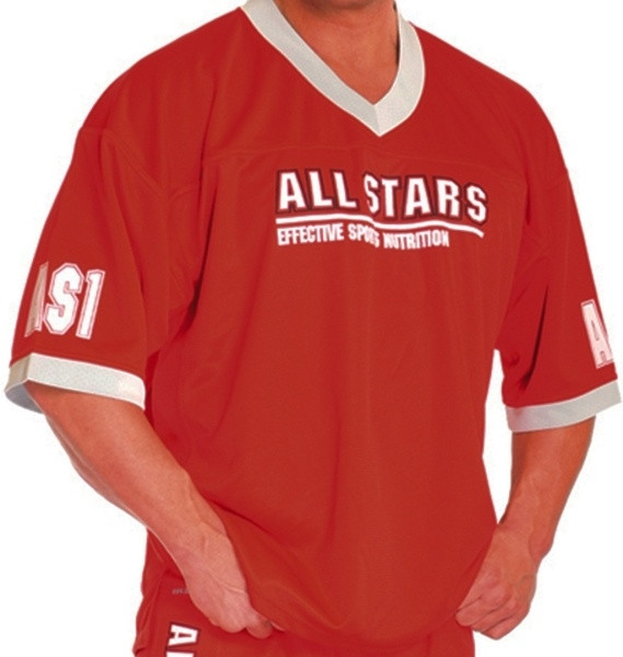 All Stars Workout T-Shirt - Rot