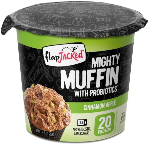 FlapJacked Mighty Muffin - MHD WARE 07.12.2020