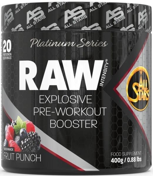 All Stars RAW Intensity Platinum - 400g