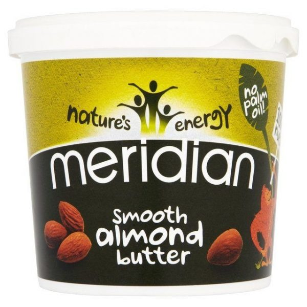 Meridian Almond Butter - 1kg - MHD WARE 11/2020