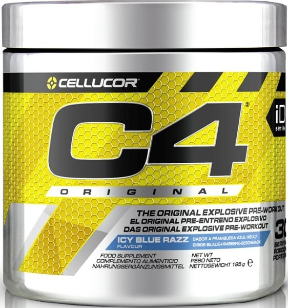 Cellucor C4 - 195g - MHD WARE 12/2020