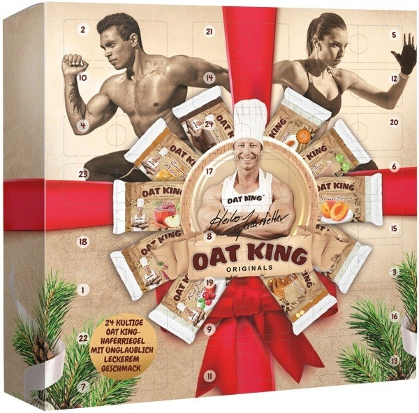 Oat King Adventskalender 2020