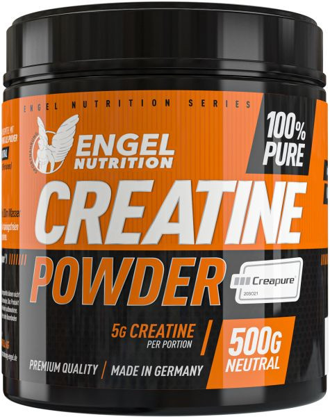Engel Nutrition 100% Pure Creatine Powder - 500g