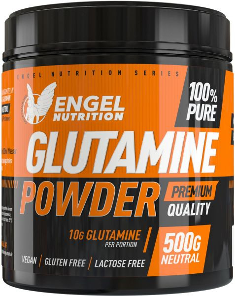 Engel Nutrition 100% Pure Glutamine Powder - 500g