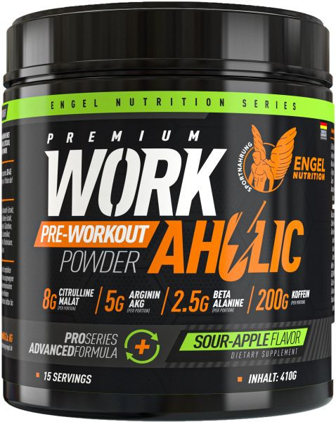 Engel Nutrition WORKAHOLIC - 410g