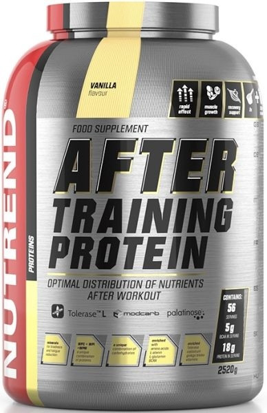 Nutrend After Training Protein - 2520 g - MHD WARE 13.12.2020